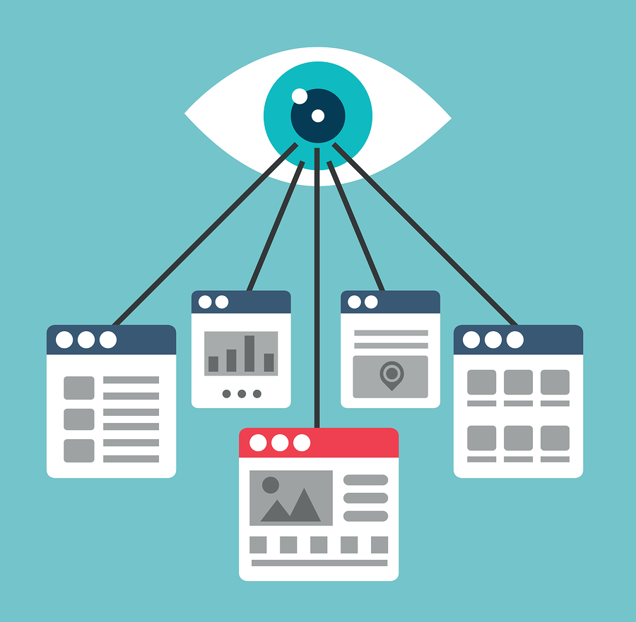 Process Of Creating Interaction With Site Visitors. Optimization